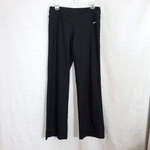 Nike Dri Fit Power Training Wide Leg Pants - M